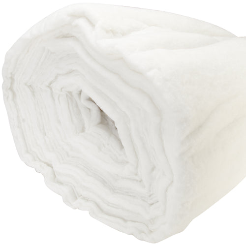 Air Lite Polyester Batting High Loft 8oz Per Yard