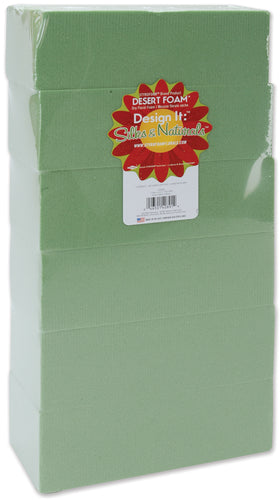 Desert Foam Dry Foam Blocks 6/Pkg