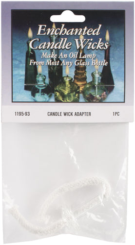 "Enchanted Liquid Candle Wick 5"" 1/Pkg"