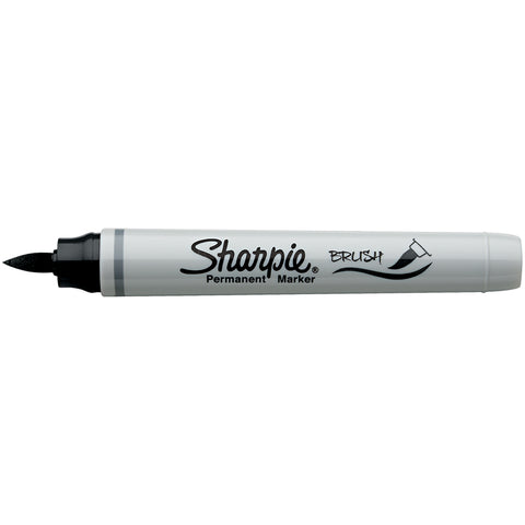 Sharpie Brush Tip Permanent Marker Open Stock