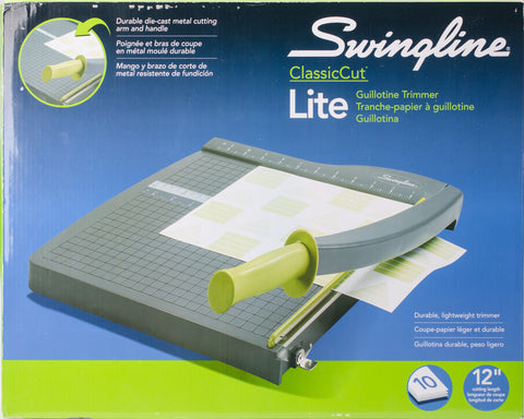 Swingline ClassicCut Lite Guillotine Trimmer