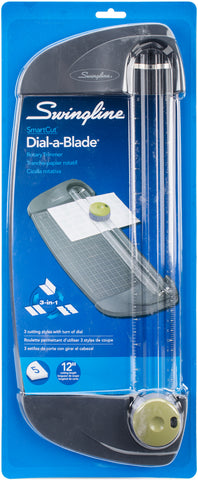 Swingline SmartCut Dial-A-Blade Trimmer
