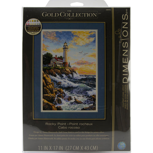 "Dimensions/Gold Collection Counted Cross Stitch Kit 11""X17"""
