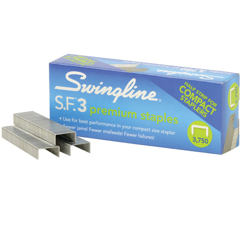 Swingline S.F.(R) 3 Premium Staples 3,750/Box
