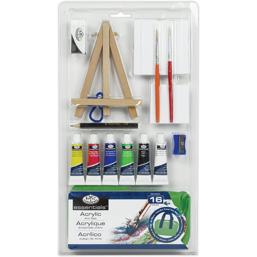 essentials(TM) Mini Artist Painting Set