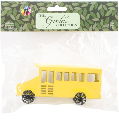 Fairy Garden School Bus