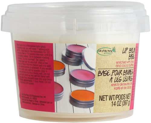 Lip Balm Base 14oz
