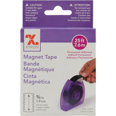 Adhesive Magnetic Tape Dispenser