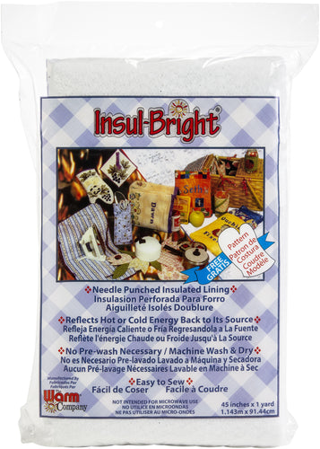 Warm Company Insul-Bright Insulated Lining