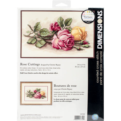 "Dimensions Counted Cross Stitch Kit 14""X9"""