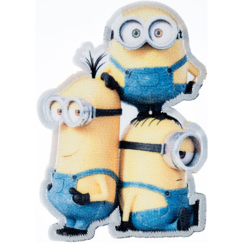 Wrights Dreamworks Minions Iron-On Applique