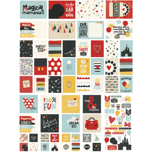 Simple Stories Sn@p! Card Pack 125/Pkg
