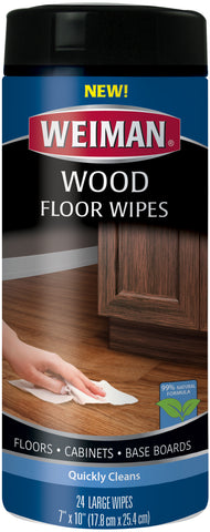 Weiman Wood Floor Wipes