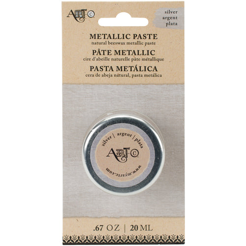 Art-C Wax Paste Metallic 20ml