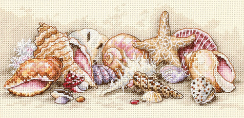 "Dimensions/Gold Petite Counted Cross Stitch Kit 8""X4"""