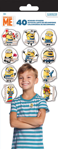 SandyLion Teacher Reward Stickers 4 Sheets/Pkg