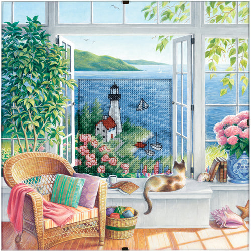 "Dimensions Counted Cross Stitch Kit 8""X8"""