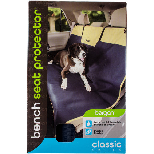 Bergan Classic 600D Polyester Auto Bench Seat Protector
