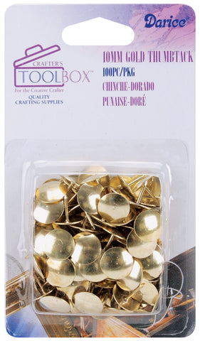 Thumbtacks 100/Pkg