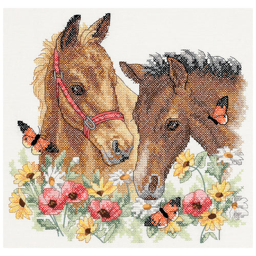 "Dimensions Stamped Cross Stitch Kit 12""X11"""