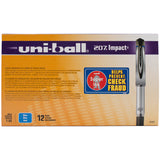 Uni-Ball Impact Bold Point Gel Pen Open Stock