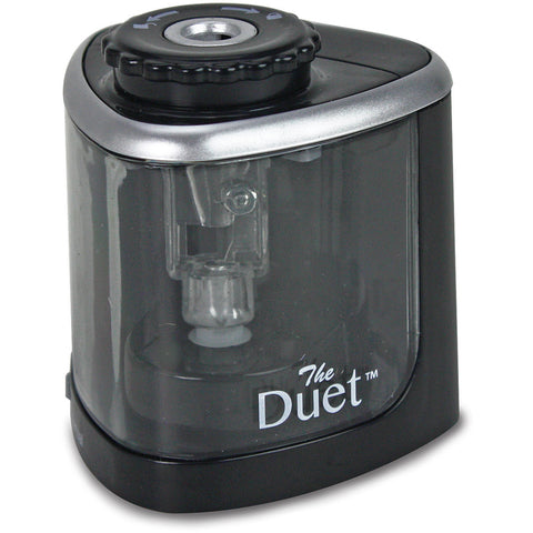 The Duet Pencil Sharpener