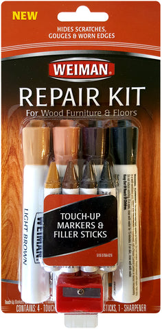 Weiman Wood Repair Kit For Furniture & Floors