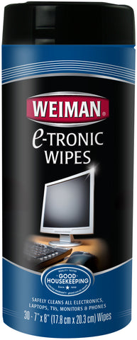 Weiman E-Tronic Wipes