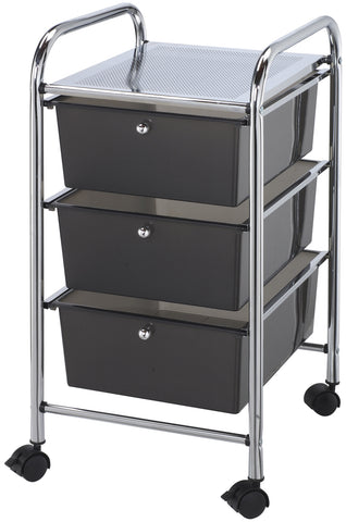 Alvin Rolling Storage Cart W/3 Drawers