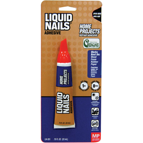 Liquid Nails Home Projects Repair Adhesive