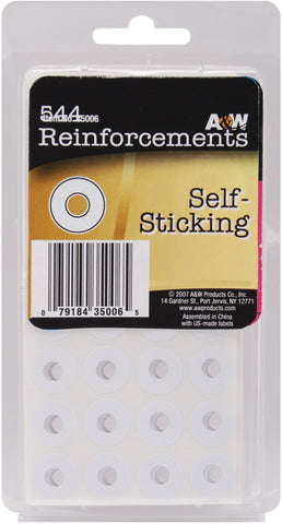 Self-Sticking Reinforcements