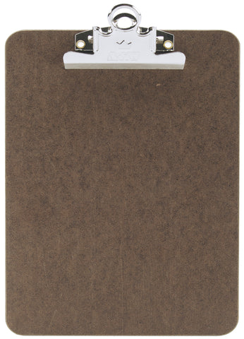 "Masonite Clipboard Letter 9""X12.5"""