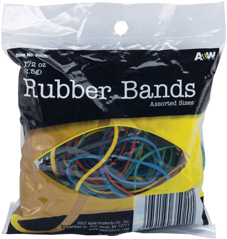 Rubber Bands 1.5oz