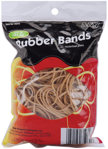 Rubber Bands .25lb