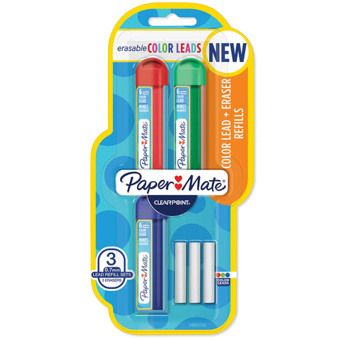 Paper Mate Clearpoint Erasable Mechanical Pencil Refill