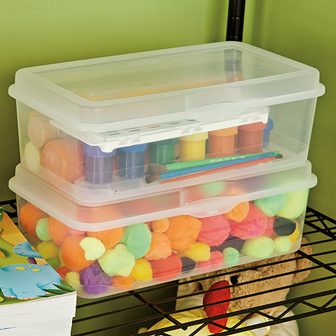 Sterilite Large FlipTop Storage Box