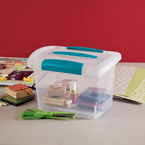 Sterilite Small Nesting ShowOffs(TM) Storage Container