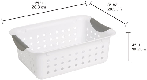 Sterilite Small Ultra(TM) Storage Basket