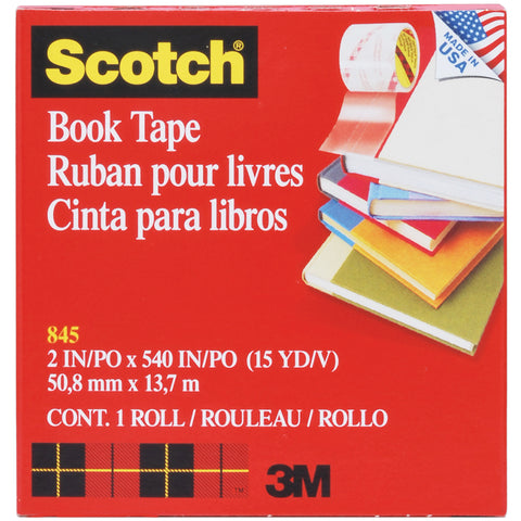 Scotch Book Tape Boxed