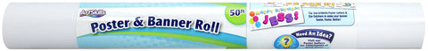 "Poster & Banner Paper 17""X50'"