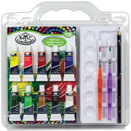 Acrylic Art Set
