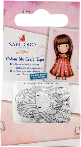 DoCrafts Colour Me Craft Tape 5m