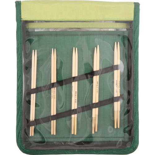 Knitter's Pride-Bamboo Starter Interchangeable Needles Set