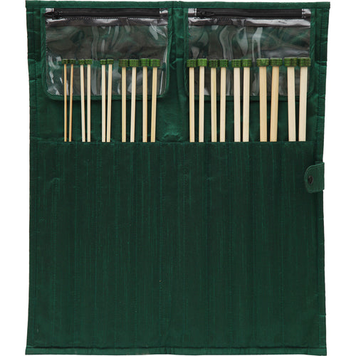 Knitter's Pride-Bamboo Straight Needles Set 13""
