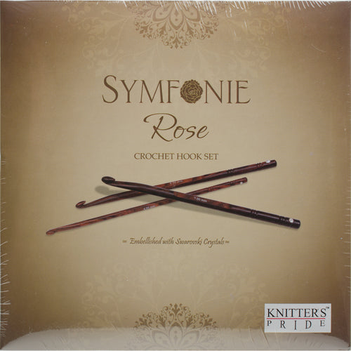 Knitter's Pride-Rose Crochet Hook Boxed Set