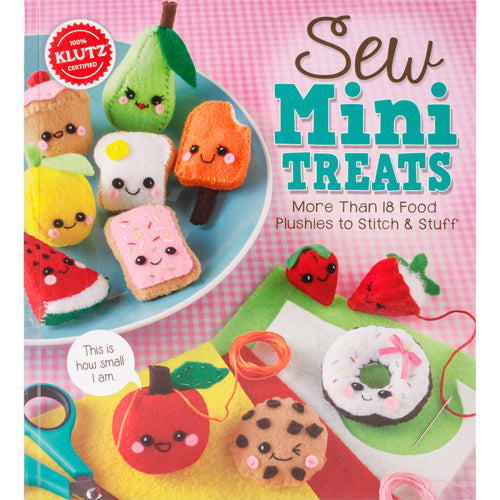 Sew Mini Treats Book Kit