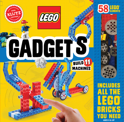 LEGO(R) Gadgets Book Kit