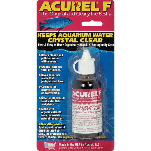 Acurel F Water Clarifier 25ml