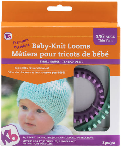 Knitting Board Baby Knit Looms 2/Pkg