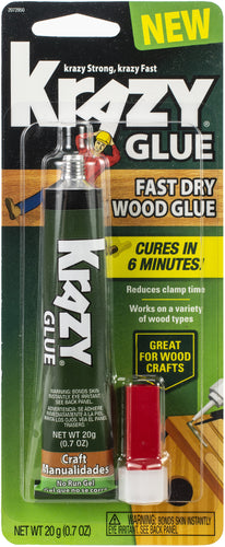 Krazy Glue For Wood